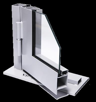 Sky Sash Windows - External Steel Profile Doors